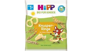 HiPP Knabberprodukte - Knusper-Ringe