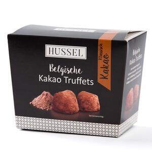 Belgische Kakao Truffets - Klassisch von Hussel, 250g