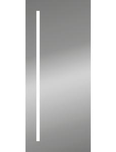Kosmetikspiegel, beleuchtet, BxH: 30 x 70 cm