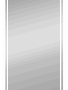 Kosmetikspiegel »New Paradiso«, beleuchtet, BxH: 50 x 70 cm