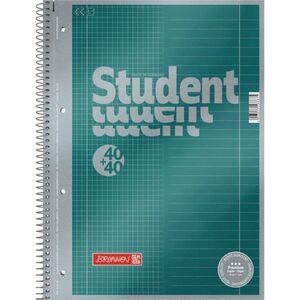 Premium Collegeblock DIN A4 - Duo Lineatur 27 & 28