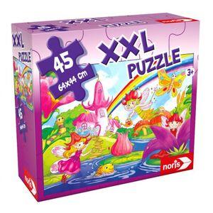 Riesenpuzzle Feenland 45 Teile