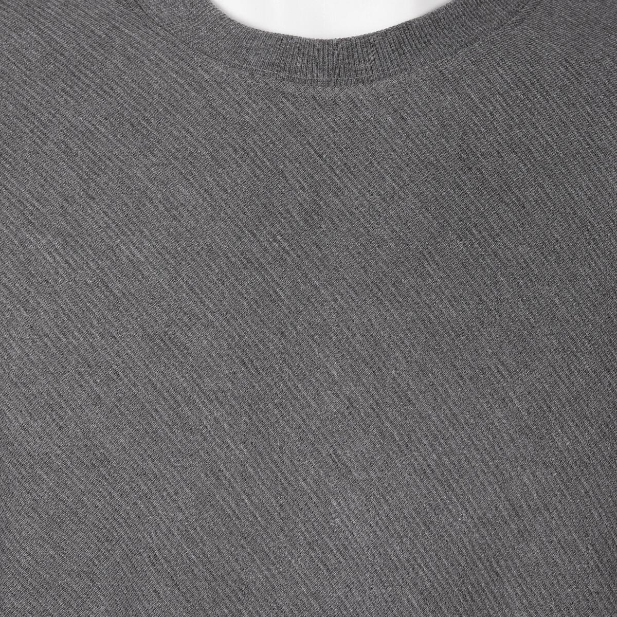 Bild 3 von Herren Sweatshirt in schräger Webstruktur