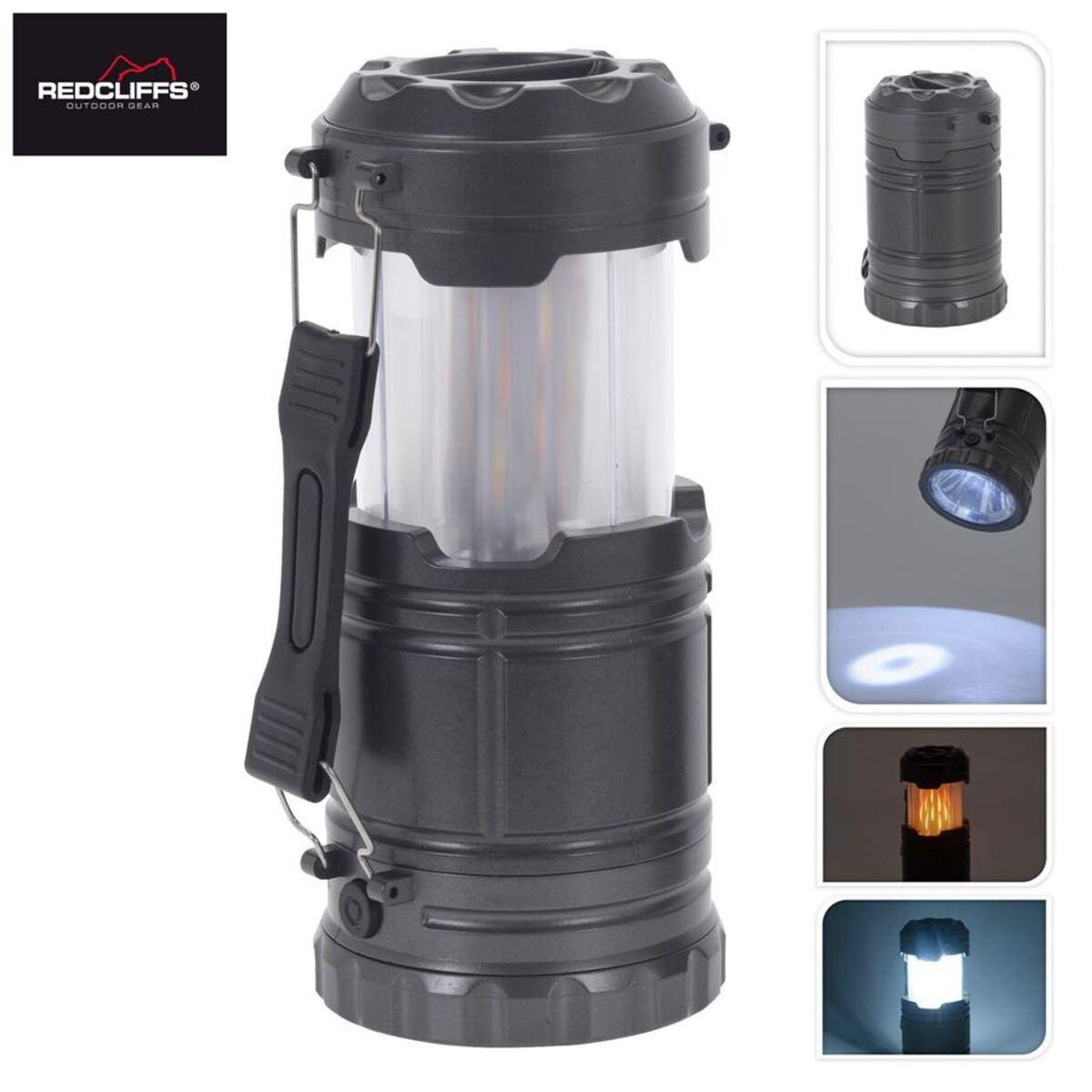 Bild 1 von Redcliffs Campinglampe mit 3 Funktionen
