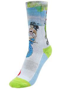 Merge4 Salba A Hui Hou - Socken für Herren - Mehrfarbig