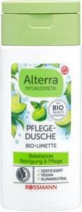 Alterra NATURKOSMETIK Alterra Promo Pflegedusche Limette 50ml