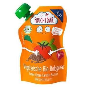 FruchtBar Bio Vegetarische Bio-Bolognese 190g