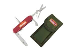IDEENWELT Scout Kinder-Taschenmesser