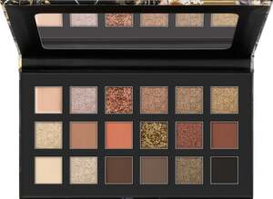 Catrice Bold Gold Pressed Pigment Palette