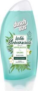 duschdas Wilde Blumenwiese Apfelblüte & Salbei Duschgel