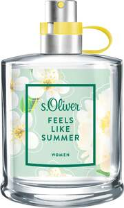 s.Oliver Feels like Summer, EdT 30 ml