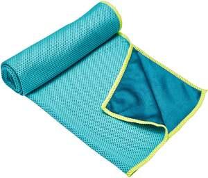 IDEENWELT Kühlendes Sport-Handtuch