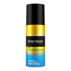 bruno banani Man Limited Edition Deodorant Spray