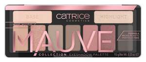 Catrice The Nude Mauve Collection Eyeshadow Palette 010
