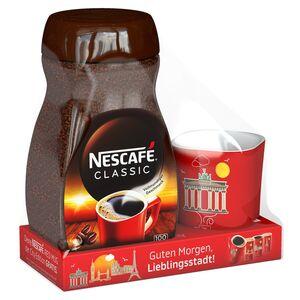 Nescafé Classic mit Tasse 200 g