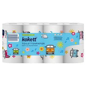 kokett®  Bedrucktes Toilettenpapier