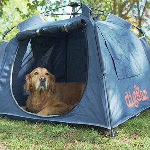 Mobiles Outdoor Hundezelt M1