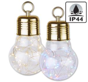Glühbirne mit Micro-LED