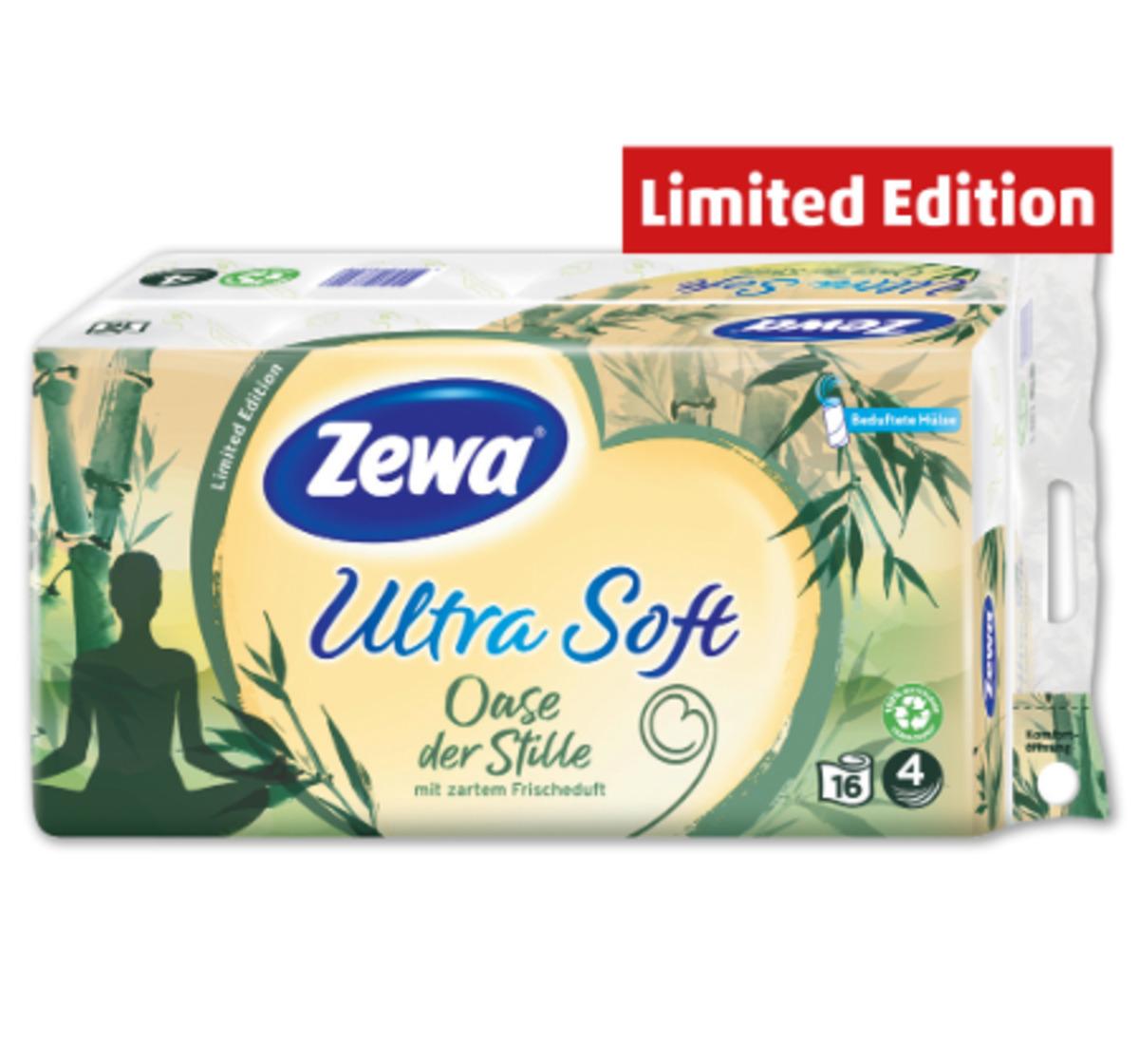 Bild 1 von ZEWA Ultra Soft Toilettenpapier