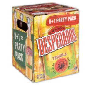 DESPERADOS Tequila-Flavoured Beer