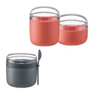 HOME CREATION     Salatbecher / Snack Behälter To Go