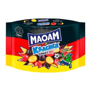 HARIBO     Maoam Kracher Schwarz-Rot-Gold