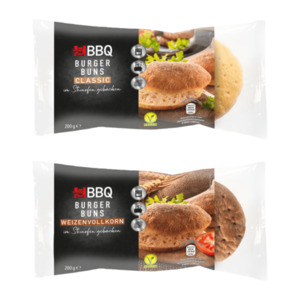 BBQ     Steinofen Burger Buns