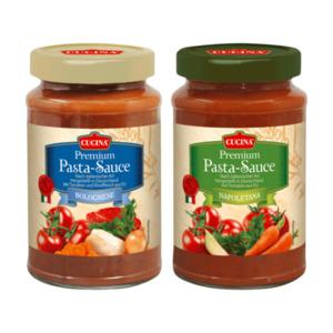 CUCINA     Premium Pasta-Sauce