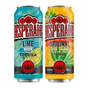 DESPERADOS     Tequila Flavoured Beer