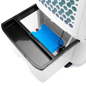 Monzana Klimagerät 4in1 Fernbedienung 10 L, Weiß