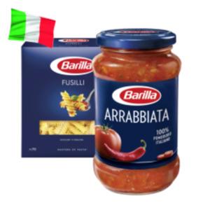 Barilla Pasta Saucen oder Barilla Collezione, Italienische Pasta klassisch
