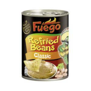 Kattus Fuego Refried Beans