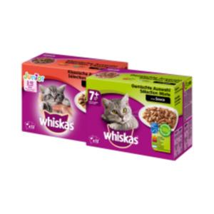 Whiskas Katzenfutter Multipack