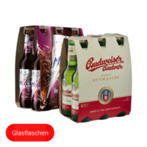 Budweiser oder Karlsberg MiXery