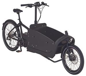 "prophete Lasten-E-Bike Cargo 20.ETL.20, AEG ComfortDrive, 20""/26"""