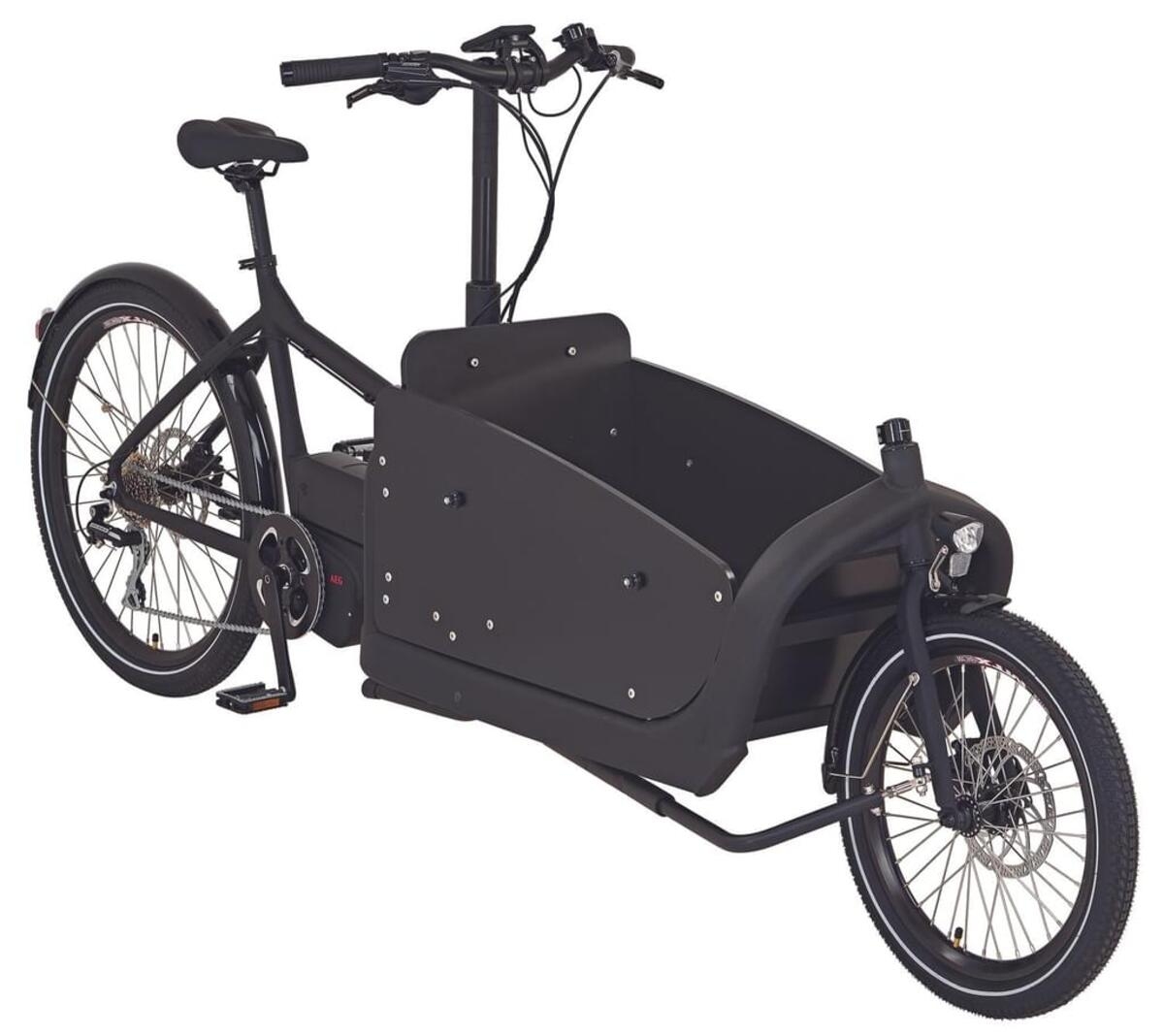 """Bild 1 von prophete Lasten-E-Bike Cargo 20.ETL.20, AEG ComfortDrive, 20""""/26"""""""