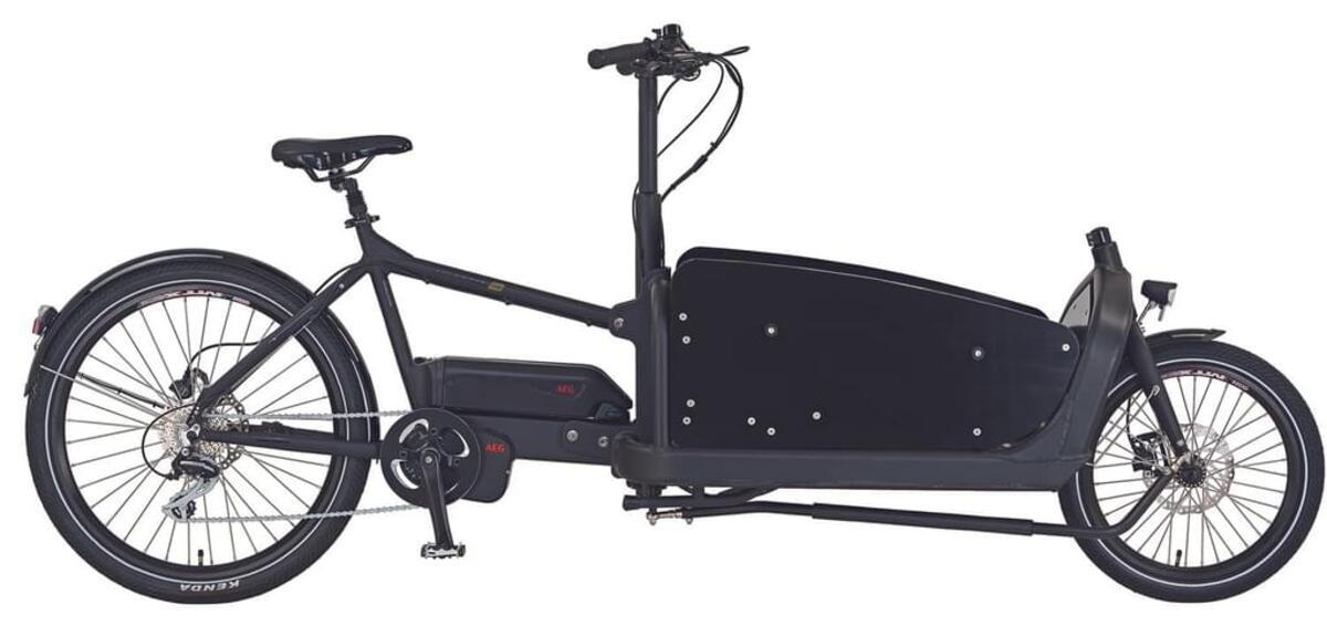 """Bild 2 von prophete Lasten-E-Bike Cargo 20.ETL.20, AEG ComfortDrive, 20""""/26"""""""