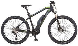 prophete Alu-MTB-E-Bike 650B Graveler e7Series Shimano Steps, 27,5 Zoll