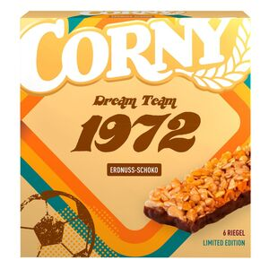 CORNY Müsliriegel EM-Edition 138 g
