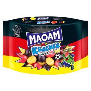 MAOAM®  Kracher Schwarz-Rot-Gold 420 g