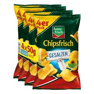 Chips-/Snackspezialitäten 200 g