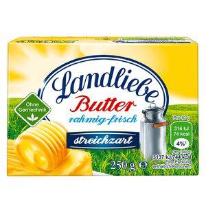 Landliebe Butter 250 g