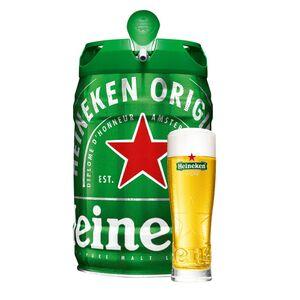 Heineken Bier 5 l
