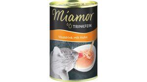 Miamor Katzengetränk Trinkfein - Vitaldrink mit Huhn