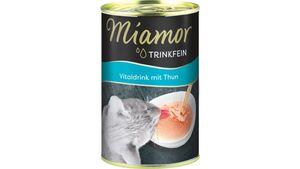 Miamor Katzengetränk Trinkfein - Vitaldrink mit Thunfisch