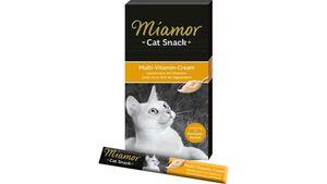 Miamor Katzensnack Multi-Vitamin-Cream 6x15g