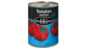 BioGourmet Tomaten geschält