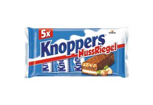 Knoppers®  Riegel