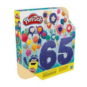 Play-Doh - 65 Jahre Vielfalt Pack - 65er Pack Knete
