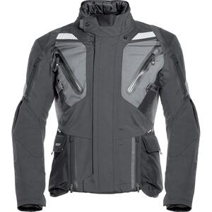 Dainese Gran Turismo GTX Textiljacke schwarz Herren Größe 98 (50 lang)